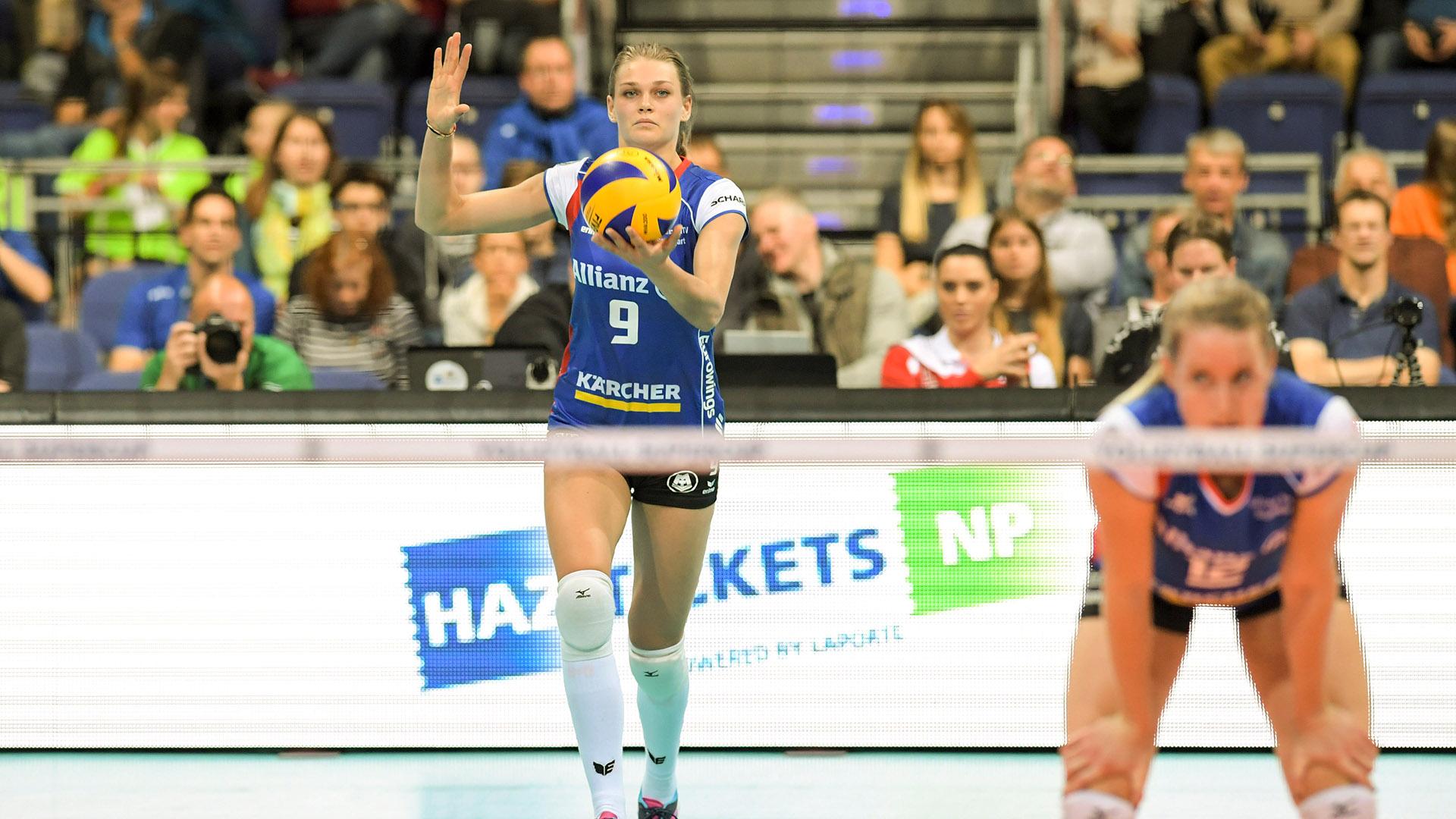 Saisonvorschau 1. Volleyball Bundesliga Frauen