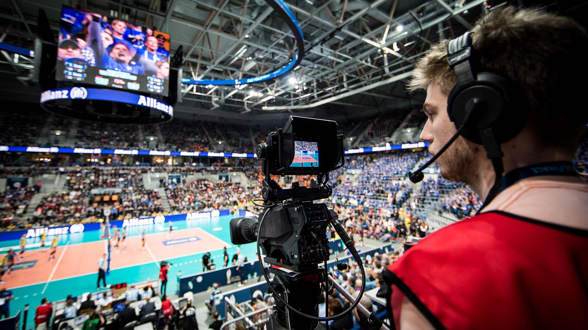 Free-TV-Premiere für die Volleyball Bundesliga: SPORT1 zeigt Vilsbiburg gegen Schwerin
