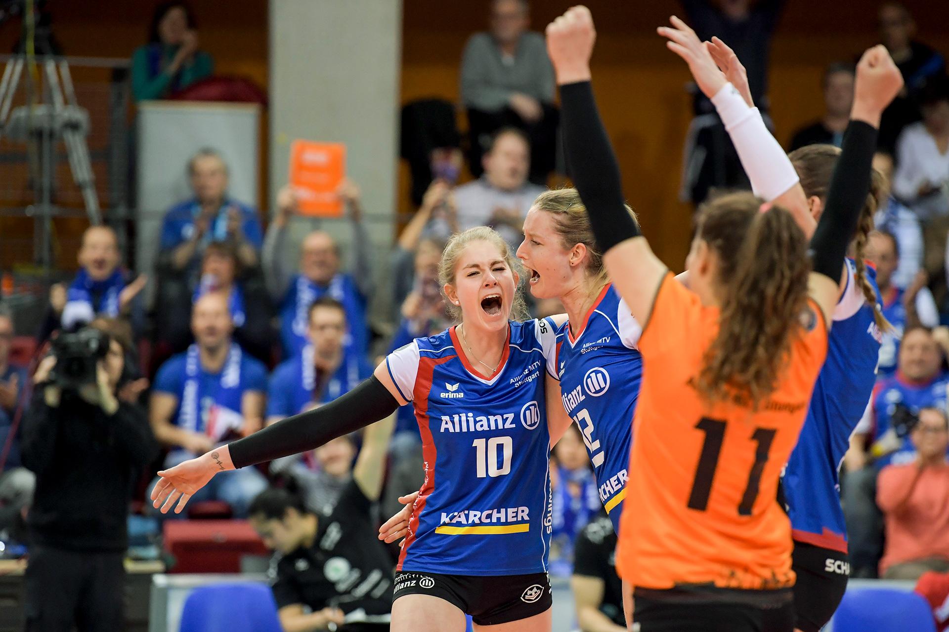 Stuttgarter Auftakt in die Playoffs