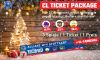 Ho ho ho, das CL Ticket-Paket!